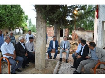 Yazıhan'da Yol Genişletme Ve Asfaltlama Çalışması