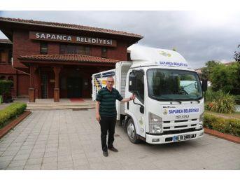 Sapanca Belediyesi Araç Parkına Yeni Kamyon