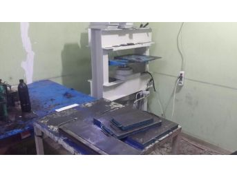 Adana'da Sahte Plaka Operasyonu