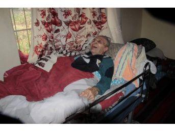 Sydv Yardımları Kesilen Yaşlı Çift Duruma Tepki Gösterdi