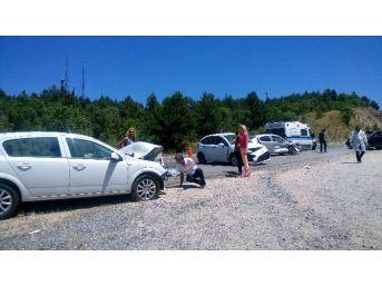 Kızılcahamam'da Hakim Ve Savcılar İçin Trafik Kazası Tatbikatı