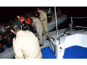 Kuşadası Körfezi'nde Göçmen Teknesi Battı: 1 Ölü