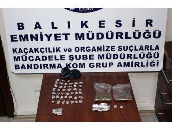 Bandırma'da Nefes Kesen Uyuşturucu Operasyonu