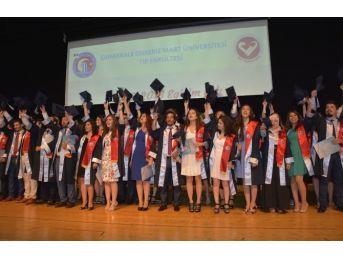 Tıp Fakültesi Mezuniyet Töreni Yapıldı