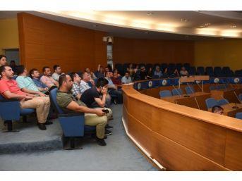 Belediye Çalışanlarına İş Güvenliği Eğitimi