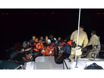 7 Ayda 26 Bin 318 Göçmen Kurtarıldı