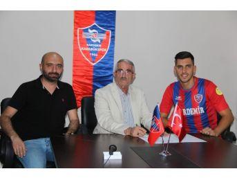 Karabükspor, Ceyhun Gülselam İle 3 Yıllık Anlaşma Sağladı