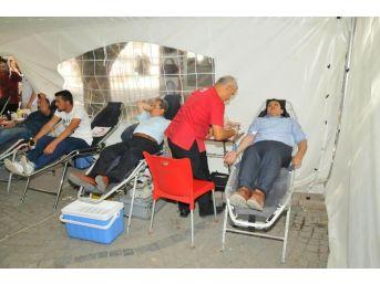 Akşehir Belediyesi'nden Kan Bağışına Destek