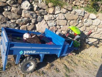 Konya'da 'pat Pat' Kazası: 1 Ölü, 3 Yaralı