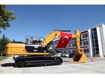 Seydişehir Belediyesi Makine Parkı'nı Zenginleştiriyor