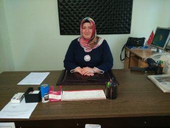 Hisarcık Halk Eğitim Merkezi Müdürlüğü Görevine Sebiha Kaya Atandı