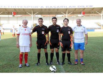 Galatasaray Veteranlar, Fethiyespor Veteranları 4-2 Yendi