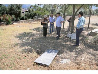 Yahudi Mezarlığı Projesi İsrail Basınında