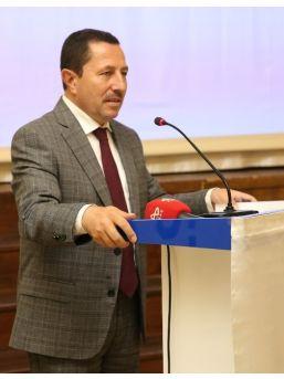 """Vali Balkanlıoğlu: """"dini Değerlerini Kaybeden Uyuşturucuya Yöneliyor"""""""