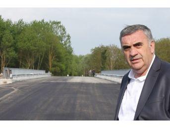 """Başkan Zeki Toçoğlu: """"3 Yılda 16 Köprü İnşa Ettik"""""""