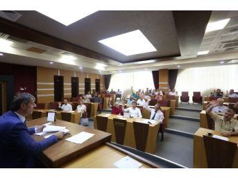Serdivan Belediyesi Temmuz Ayı Meclis Toplantısı Gerçekleşti