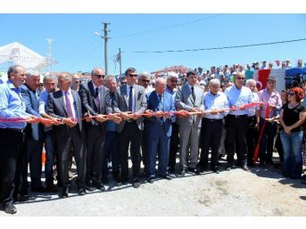 Teski'den Çerkezköy'e 32 Milyon Tl'lik Alt Yapı Yatırımı