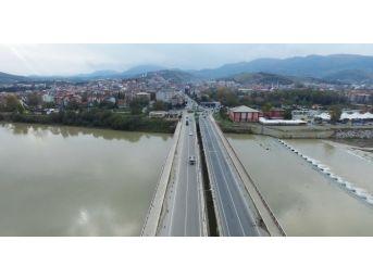 """Başkan Kantarcı, """"köprüyü Daha Verimli Kullanmak İstiyoruz"""""""