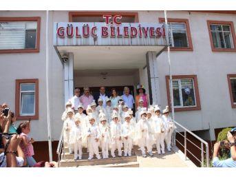 Gülüç Belediyesi 27 Çocuğu Sünnet Ettirdi