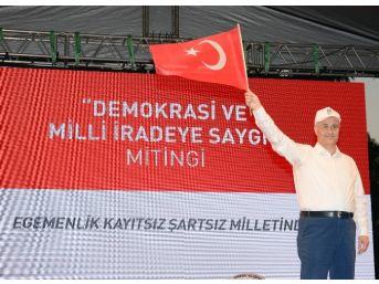 """Prof. Dr. Aykut Gül: """"içimizdeki Gizli Kahramanlar Açığa Çıktı"""""""