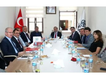 'marka Kent' Amasya'da 7 Projenin İmzaları Atıldı