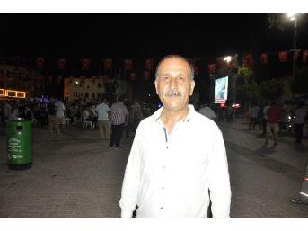 Manavgat'ta Orta Refüj Aydınlatma Kablolarının Çalındığı Ortaya Çıktı