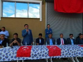 Posof'ta Milli İradeye Ve Demokrasiye Sahip Çıkma Yürüyüşü
