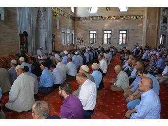 Şehitler İçin Okunan Hatimlerin Duası Yapıldı