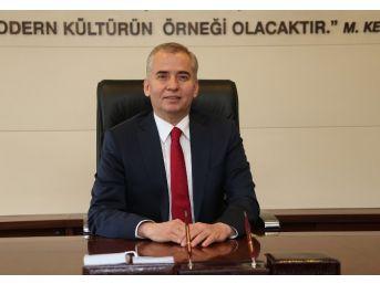 Başkan Zolan'dan 24 Temmuz Mesajı
