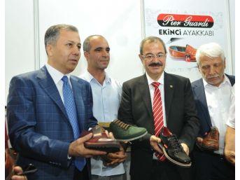 ''23. Gapshoes Fuarı'' Açıldı
