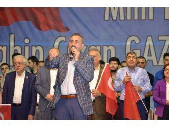 """Ak Partili Abdulhamit Gül: """"fetö'ye Yapılan Operasyonlarda Ekmeğinin Peşinde Koşan Vatandaşlar Mağdur Edilmeyecek"""""""