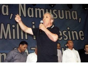 Şamil Tayyar'dan Fetö'ye Sert Tepki