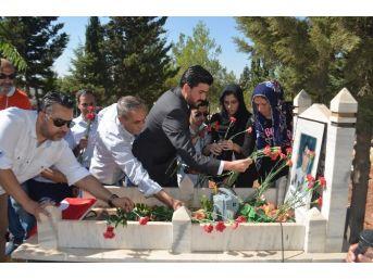 Şehit Gazeteci Bağcı Mezarı Başında Anıldı