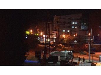 Yüksekova'da Bomba Yüklü Araç İmha Edildi