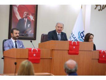 Başakşehir Belediye Meclisi Olağanüstü Toplandı
