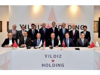 """Murat Ülker: """"global Ortaklarımla Türkiye'ye Yatırıma Devam"""