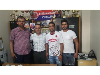 Bergama Belediyespor'dan Transfer