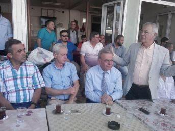 Sela Tartışmasının Ardından Kocaoğlu Ve Yüksel Beydağ'da