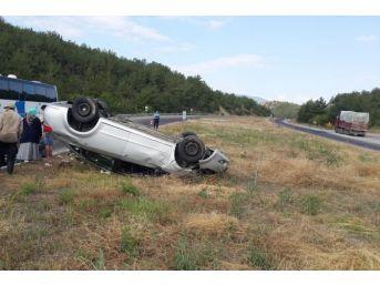 Kastamonu'da Trafik Kazası: 1 Ölü, 3 Yaralı