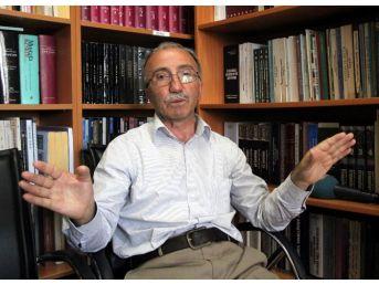 """(özel Haber) Prof. Dr. Mustafa Keskin: """"15 Temmuz Tesadüfen Belirlenmiş Bir Tarih Değildir"""""""
