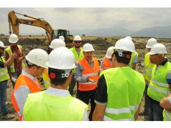 Akşehir Atık Su Arıtma Tesisi Yapım İşi Başladı