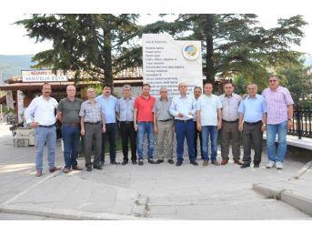 """Akşehir Ticaret Ve Sanayi Odası'ndan """"darbe Girişimi"""" Açıklaması"""