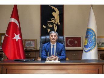 Başkan Şirin'den 108'inci Yıl Kutlama Mesajı