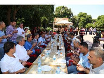 Mhp'den Demokrasi Şehitleri İçin Lokma Hayrı