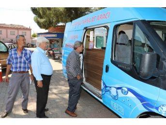 Mobil Tahsilat Turgutlu'da Hizmete Başladı