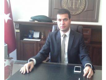 Selendi'ye Yeni Savcı Ve Hakim