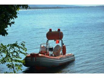 Sapanca Gölü'nde Kaybolan Şahsı Arama Çalışmaları Sürüyor