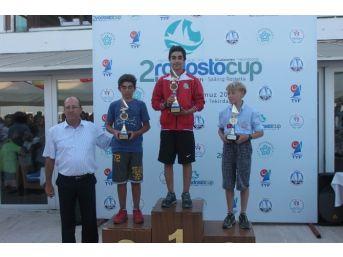 2. Rodosto Cup Ödül Töreni Yapıldı
