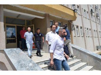 Çorlu'da 18 Polis Memuru Adliyeye Sevk Edildi