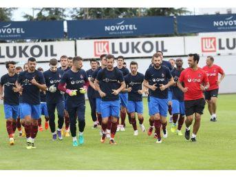 Trabzonspor Yeni Sezon Hazırlıklarının Trabzon Etabını Tamamladı